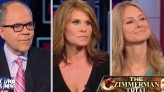 Hannity Panel Blows Up Over Zimmerman Trial: Jeantel's Testimony Destroyed Trayvon 'Choir Boy' Image