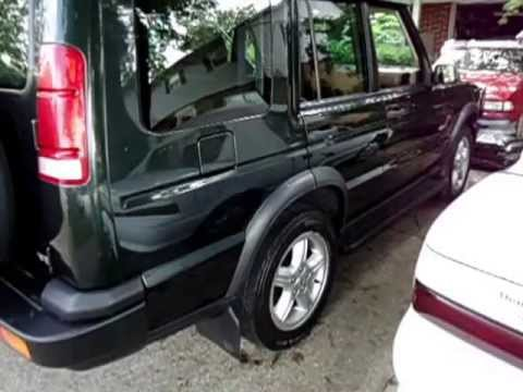 2000 Land Rover Discovery II For Sale; Cincinnati, Oh