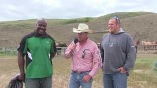 Roughriders Road Trip Pt. 1 - La Reata Ranch