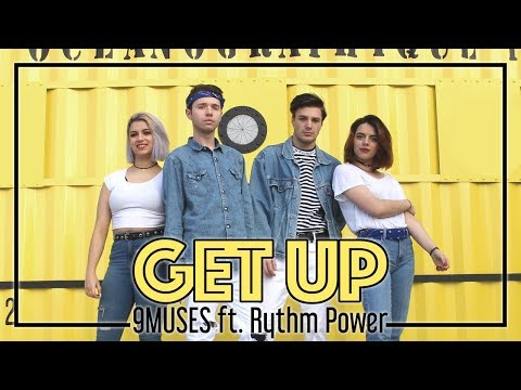9MUSES ft. Rythm Power - Get Up (choreography by Vincent) | Sunday Crew (dance cover)