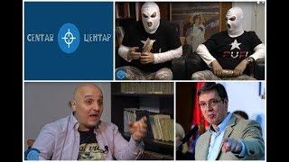 U CENTAR PuF (Fantomi) preneli Vučićevu preteću poruku voditelju Dejanu Petru thumbnail