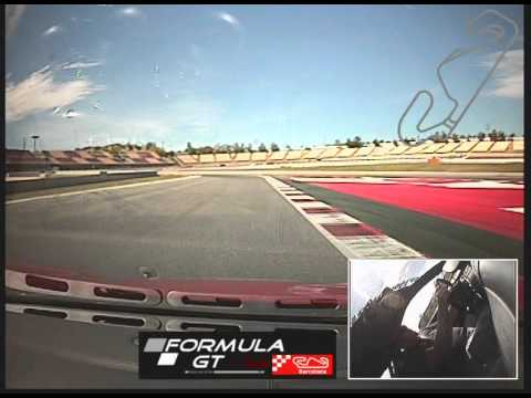 Ferrari F430 Barcelona formula gt