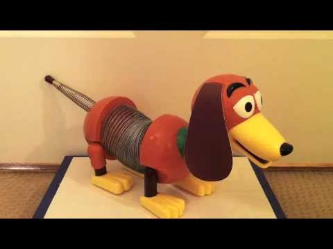 how to draw slinky from toy story
