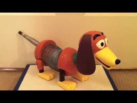 Toy Story 3 Slinky Dog - YouTube