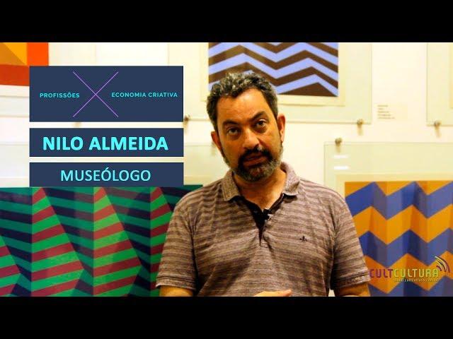 O QUE FAZ UM MUSEÓLOGO? | veda#6