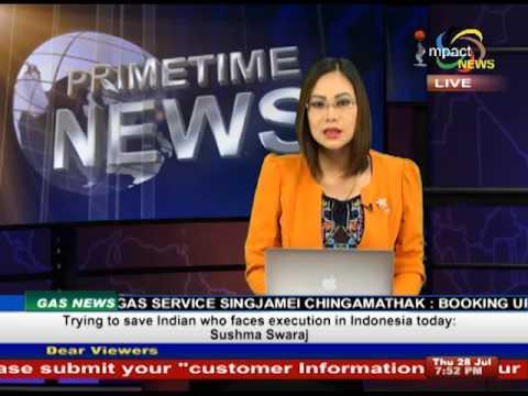 Impact News Manipuri 28 July 2016