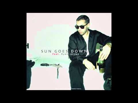 The Natural - Sun Goes Down (Feat. Ryan Jordan)