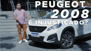 Agora com cara de 3008, Peugeot 2008 é uma boa opção?