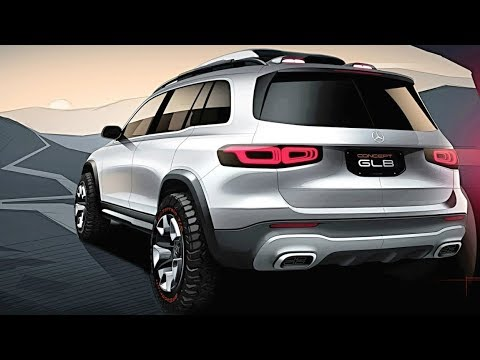 Mercedes GLB 2020 – 7 Seater, Luxury SUV