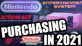 Purchasing an NES in 2021 | NES Buying Guide | Top 10 NES Games