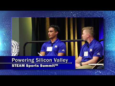 Powering Silicon Valley STEAM Sports Summit