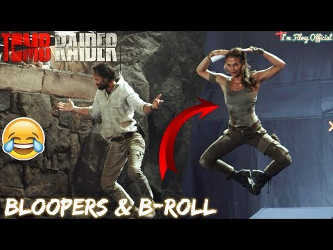 Tomb Raider Bloopers,