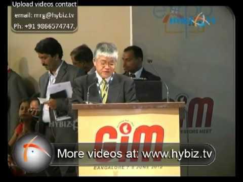 Susumu Atsuki Director General, Trade and Economic Cooperation Bureau - hybiz.tv