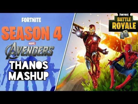 Fortnite Avengers Mashup Tagged Videos On Videoholder