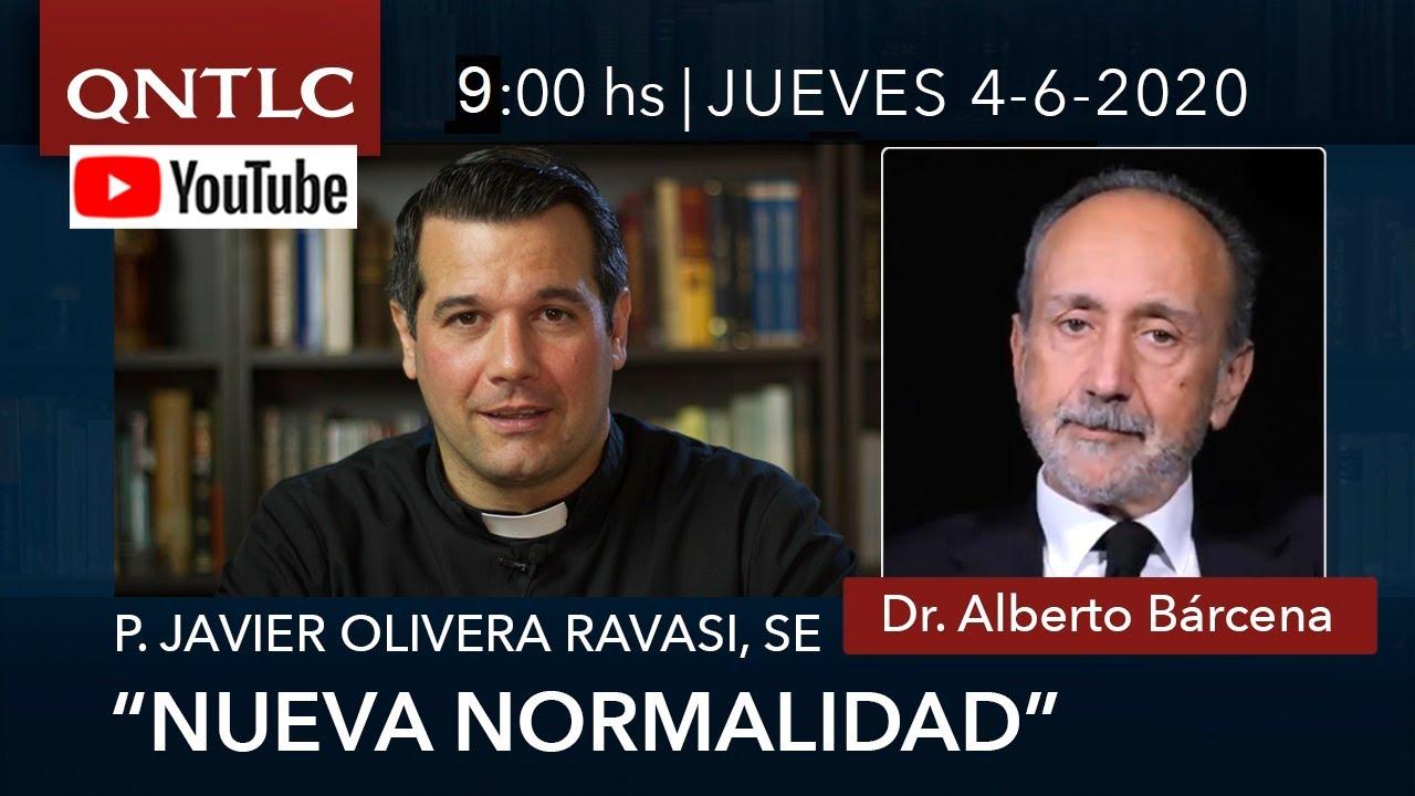 Entrevista al Dr. Alberto Bárcena / P. Javier Olivera Ravasi, SE -Relativismo y Nuevo Orden Mundial