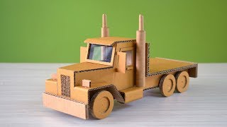 how To Make a Truck - how to make Harvester