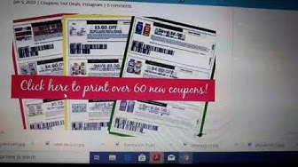 Over 80 New Printable Coupon - New Flinstone Money Maker Printable