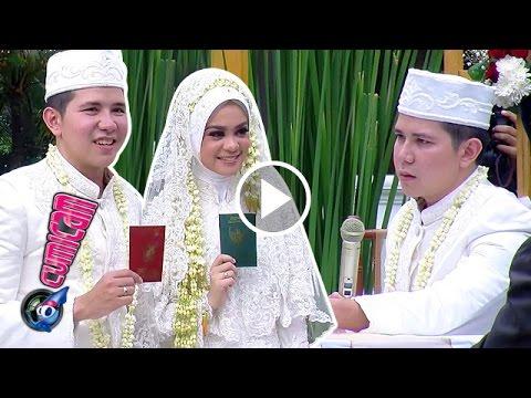 Haykal Kamil Persunting Namirah dengan Mahar Cinta - Cumicam 28 Maret 2017