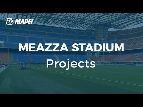 MAPEI: Mapesoil technology for San Siro Stadium