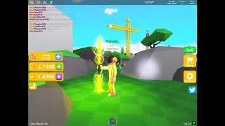 roblox saber sim with my friends