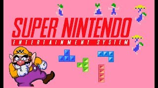 Top 20 best SNES puzzle games