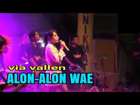 Via Vallen - Alon-alon Wae [OFFICIAL]