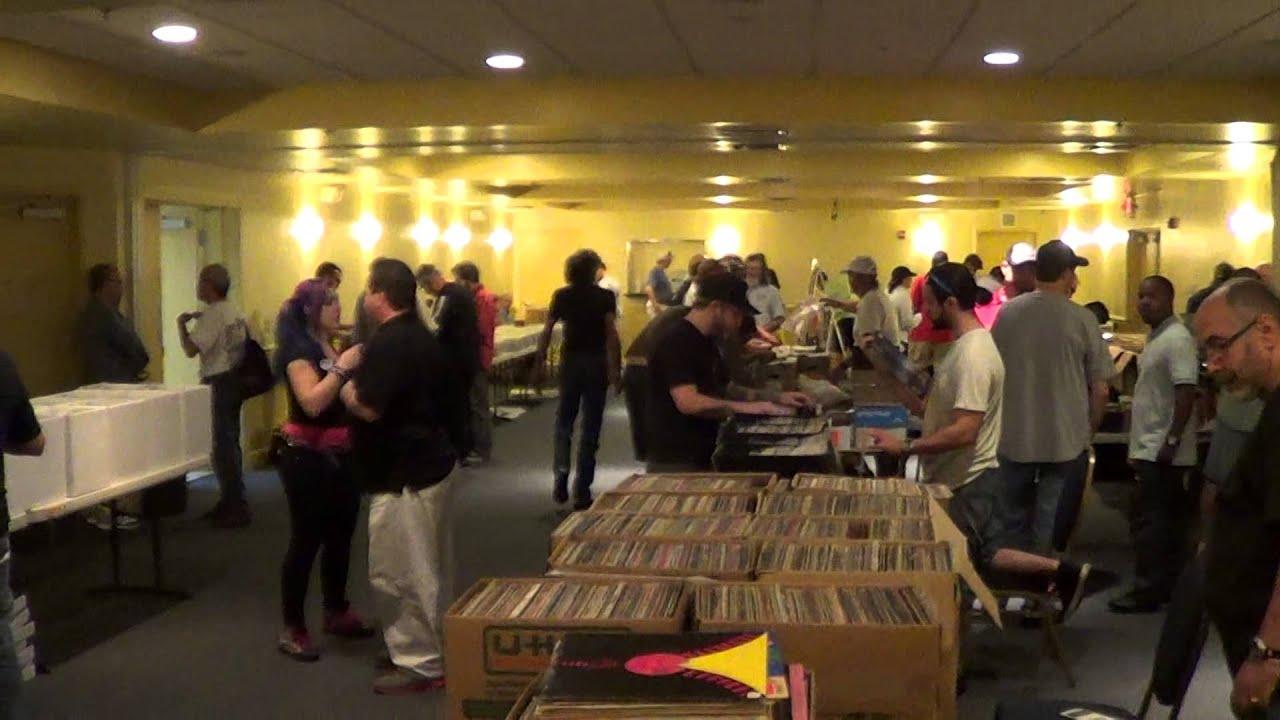 Fort Lauderdale Record Cd Show 2 23 14 Youtube