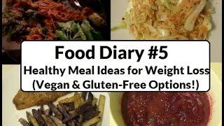 Food Diary #5 - Healthy Meal Ideas & The Table Vegan Restaurant! Thumbnail