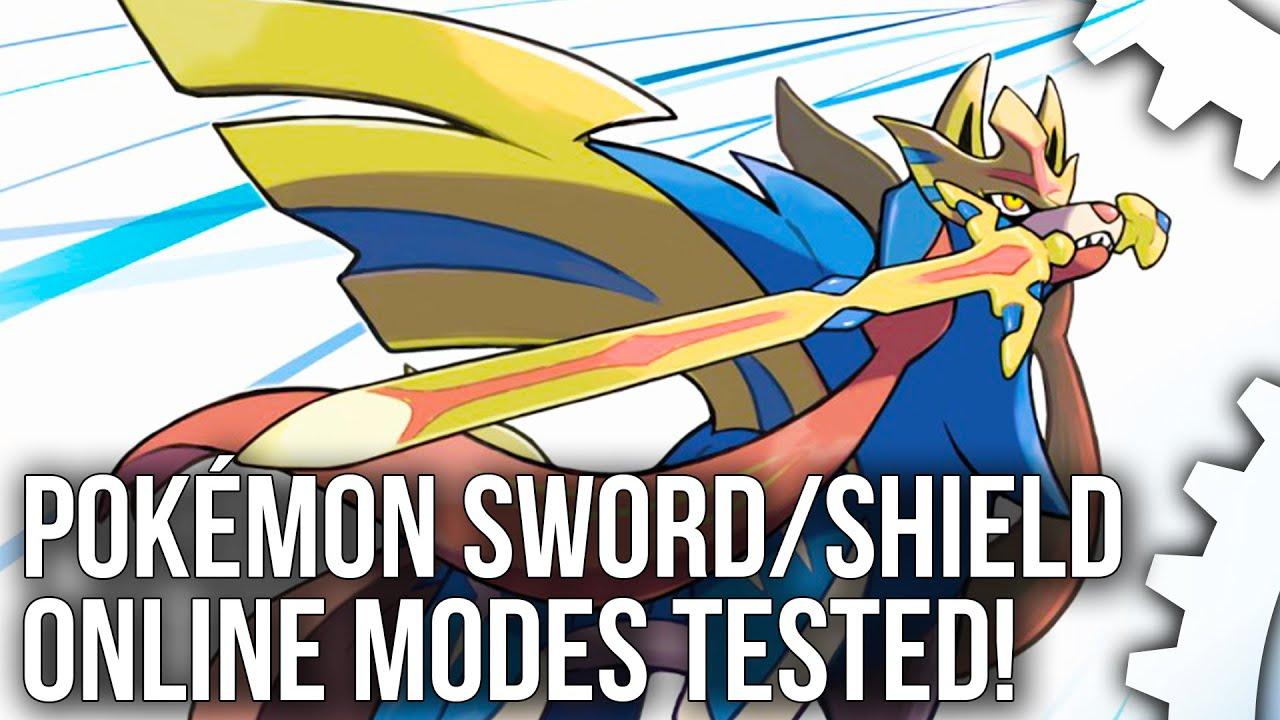 Το online mode των Pokèmon Sword / Shield στο μικροσκόπιο του Digital Foundry