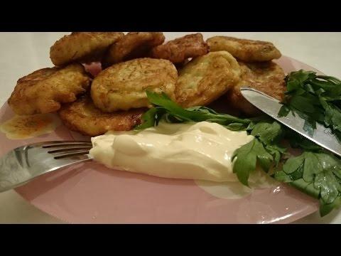 Оладьи из кабачков рецепт блюда пышные оладушки с кабачком как приготовить вкусно ужин быстро видео