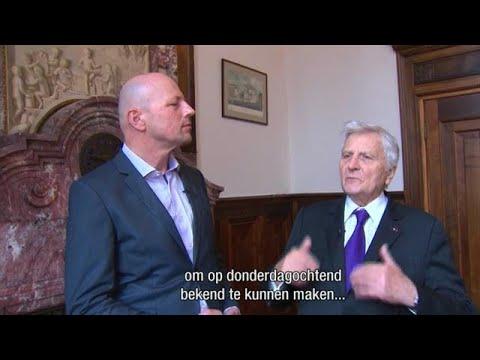 Trichet (ex-ECB): 'We leven nog steeds in gevaarli - RTL Z NIEUWS