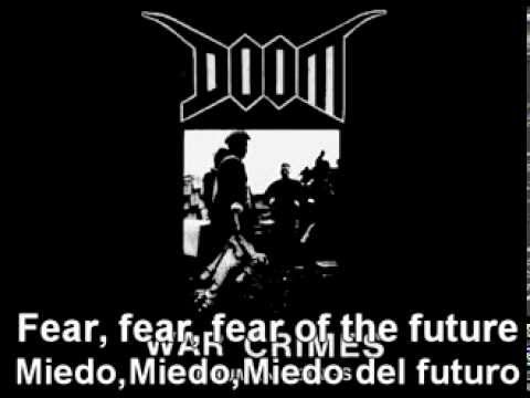 Doom - Fear to future (lyrics & suulado en español)