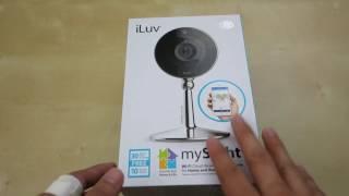 iLuv mySight HD WIFI Cloud Security IP Camera REVIEW Drop Cam Killer?