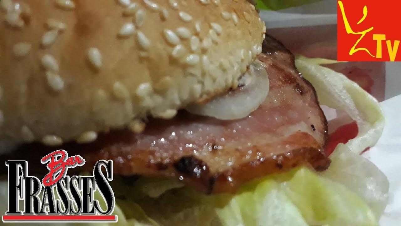 Burger z mąką? FRASSES W TARNOWIE