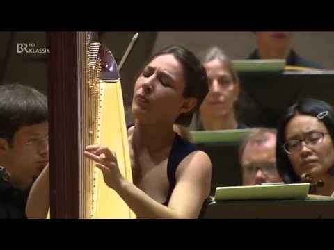 ARD-Musikwettbewerb 2016, Finale Harfe - Anaïs Gaudemard, Frankreich - BR