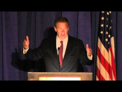 2012 VAFREE Leadership Forum - The Honorable Tom Davis