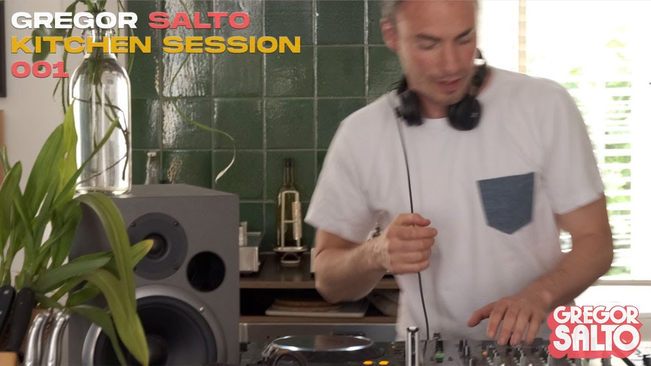 Gregor Salto - Kitchen session 001