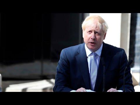 Boris Johnson moved into intensive care