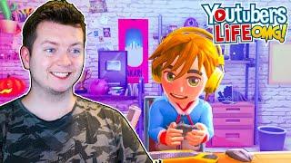 Youtubers Life OMG! #01 - ZAKŁADAM NOWY KANAŁ! | Vertez