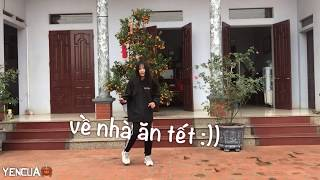 VỀ NHÀ ĂN TẾT - Nhảy Shuffle Dance & Choreography / Yến Cua