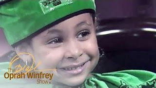 This Raven-Symoné Video Is the Cutest Thing You Will See All Day | The Oprah Winfrey Show | OWN