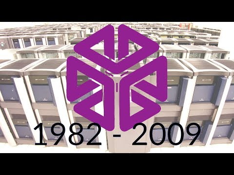 The Complete History Of Silicon Graphics (1982 - 2009)