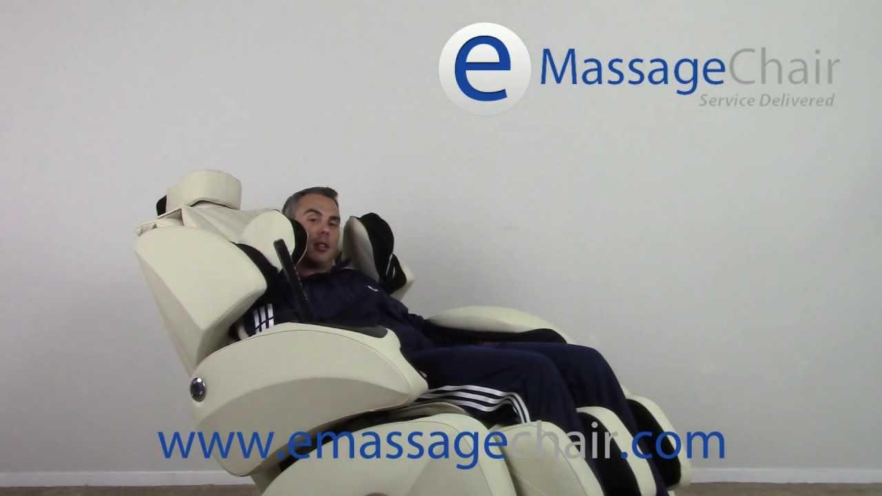Delicieux Osaki OS 7075R Massage Chair Video   Thai Stretch Program