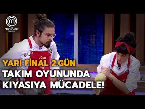 Takım Mücadelesi | Yarı Final | MasterChef Türkiye