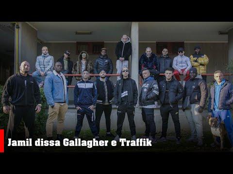 Jamil vs Gallagher (Dissing Completo)  + BONUS Dissing Stò Magazine