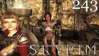Adrak in Skyrim Chapter 243   Acalypha; Gillhar's Lab
