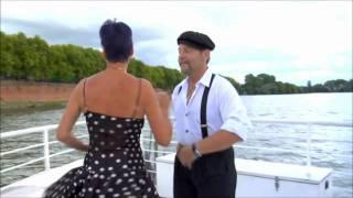 Java sur la Garonne par Philippe et Marie lIne