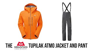 Mountain Equipment - Tupilak Atmo Jacket & Pant