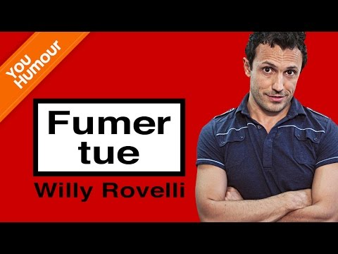 WILLY ROVELLI : Fumer tue !