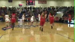 #33 Suzzy Dimba 2012 Coronado Basketball Reel